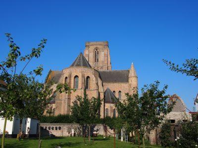 OLV kerk te Lissewege