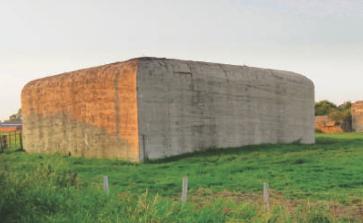 bunkers atlantikwall lissewege