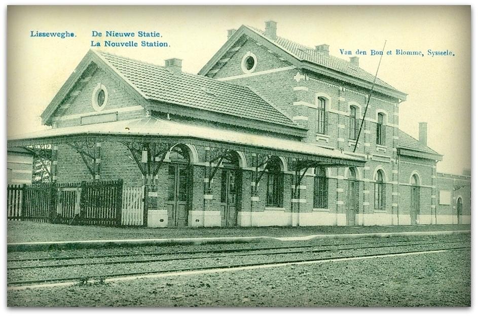 treinstation Lissewege